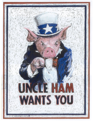 Uncle Ham Wants You