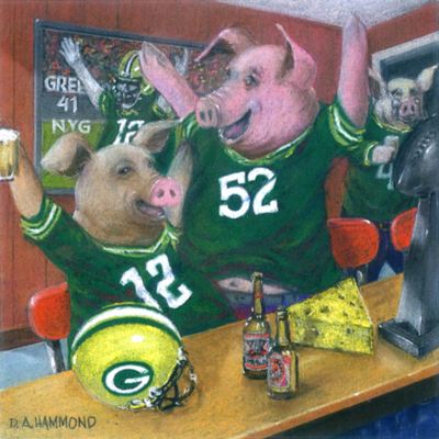 The Green Bay Porkers